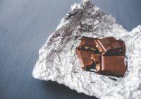 Hond heeft chocolade gegeten